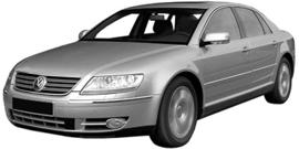 Volkswagen Phaeton 04/2002 -2016
