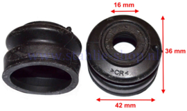 Fusee Rubber 42mm x 36mm G16