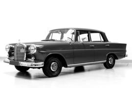 Mercedes W110 - W111