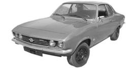 Opel Manta A 1970-1975