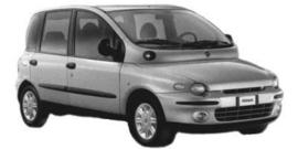 Fiat Multipla tot 2004