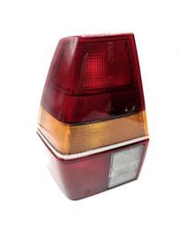 Achterlicht Volkswagen Passat B2 1980 tot 1988 Links chroom strip