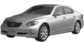 Lexus LS 2006-2017