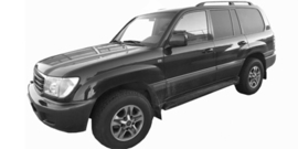 Lexus LS 470 2001-2008