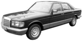 Mercedes W126 1979-1991