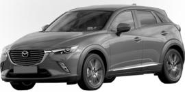 Mazda CX-3 2015+