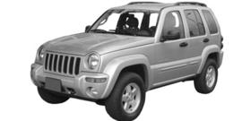 Jeep Cherokee 2001-2008