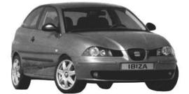 Seat Cordoba 2002-2008