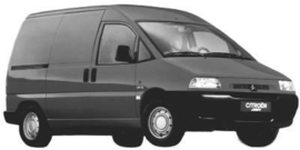 Citroen Jumpy 1995-2003