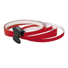 Foliatec PIN-Striping voor velgen rood - Breedte = 6mm; 4x2,15 meter