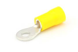 Ringkabelschoen 2.5-6.0mm² geel Ø 4.3mm