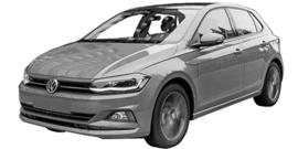 Volkswagen Polo vanaf 10/2017