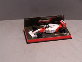 Modelauto Honda F1 MP 4 1992