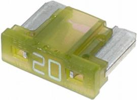 Steekzekering Low Profile 20 Amp