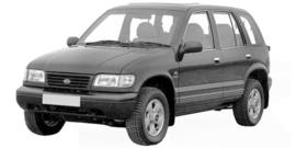Kia Sportage 1994-2004