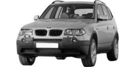 Bmw X3 E83 2004-2006