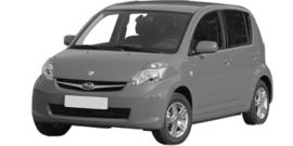Subaru Justy 10/2007-2010