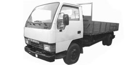 Mitsubishi Canter 1993-2002