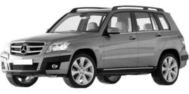 Mercedes GLK X204 2008-2012