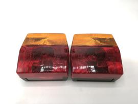 Achterlichten L en R (21W/21W/5W ) optie met kenteken verlichting