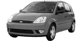 Ford Fiesta 2002-2006