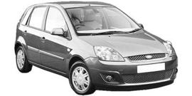 Ford Fiesta 11/2005-10/2008