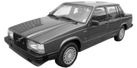 Volvo 740,760