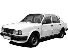 Skoda 742 (105,130) 1976 - 1990