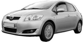 Toyota Auris 2006-2009