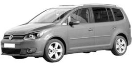 Volkswagen Touran 08/2010 tot 08/2015