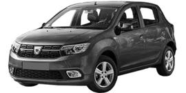 Dacia Sandero 2016+