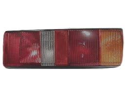 Achterlicht Rechts Ford Escort MK4 1986 tot 1990 (SMOKE)