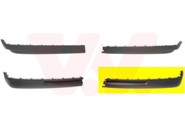 Bumperspoiler Vw Golf 3 GL, GT, GTI, VR6 links
