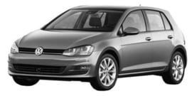 Volkswagen Golf 7 11/2012-2017