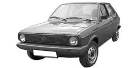 Volkswagen polo tot 07/1981
