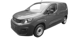 Peugeot Partner 9/2018+