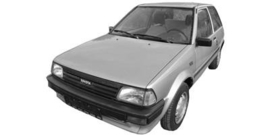 Toyota Starlet 1984-1990 EP7
