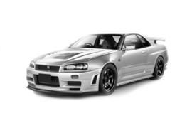 Nissan Skyline alle modellen