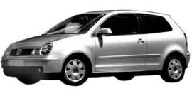 Volkswagen Polo 02/2002 -04/2005