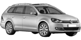 Volkswagen Golf 6 Break 2009-2013