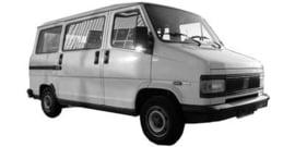 Peugeot J5 - J7 - J9