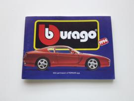 Minicatalogus Bburago 1994
