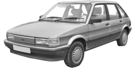 Rover maestro 1983-1995