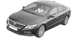 Volkswagen passat CC 2008 -2012
