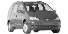 Ford Galaxy 4/2000 tot 2006