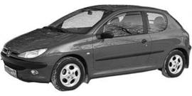 Peugeot 206 2/2009<