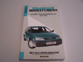 Vraagbaak Renault Laguna 1994-1995