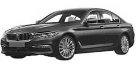 BMW 5 Serie G30/G31 2017+
