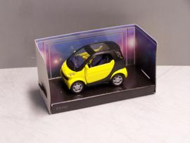 Smart  geel/zwart
