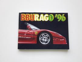 Minicatalogus Bburago 1996